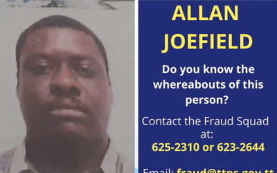 Fraud Squad on the hunt to find Allan Joefield